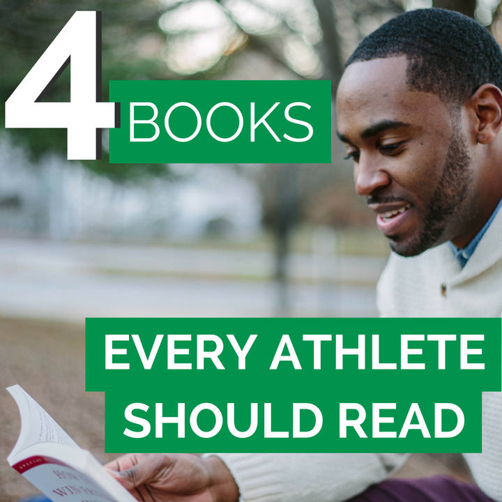 Four Books Every Athlete Should Read