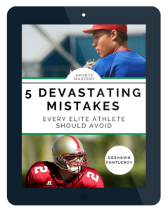 5 Devastating Mistakes Every Elite Athlete Should Avoid
