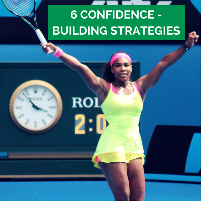 Six Confidence-Building Strategies