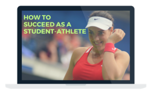 How to Succeed As a Student-Athlete